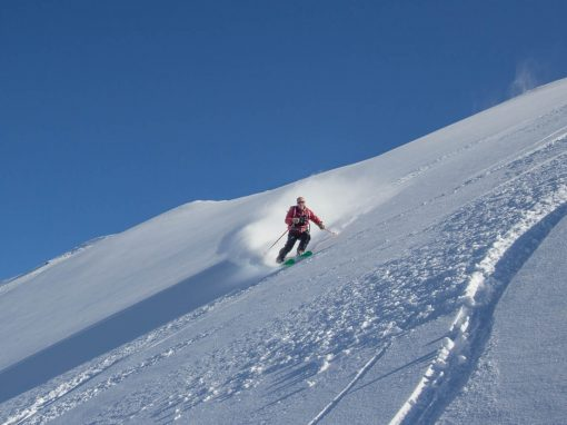 Queenstown Backcountry Ski Tour