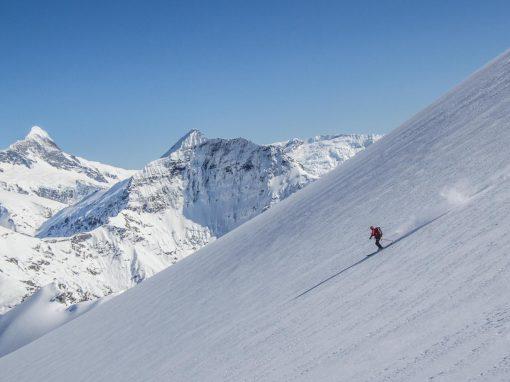 Mt Aspiring Chalet Ski Tour