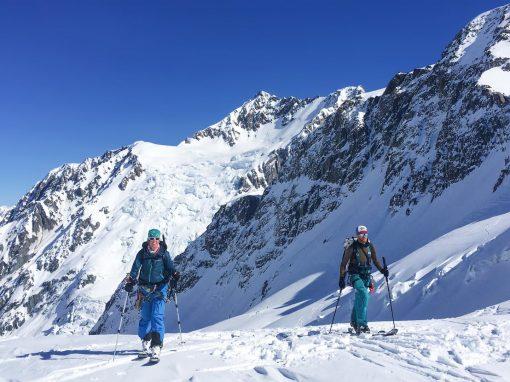 Tasman Glacier Ski Tour
