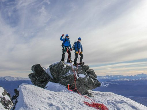 3 Day Queenstown Mountaineering Course