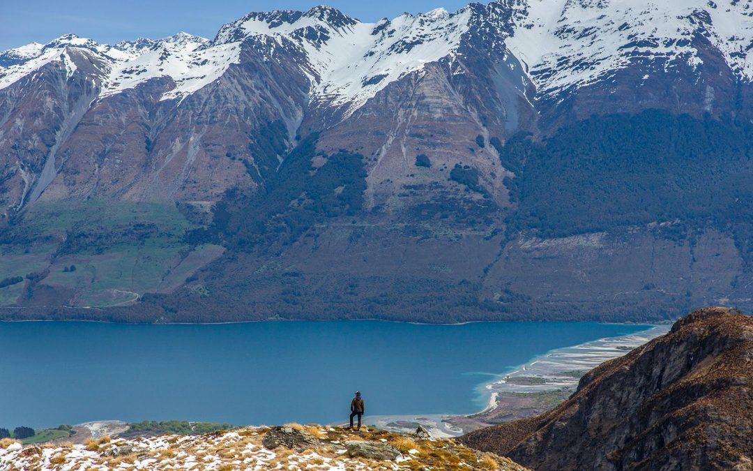 Alpine Heli Hike