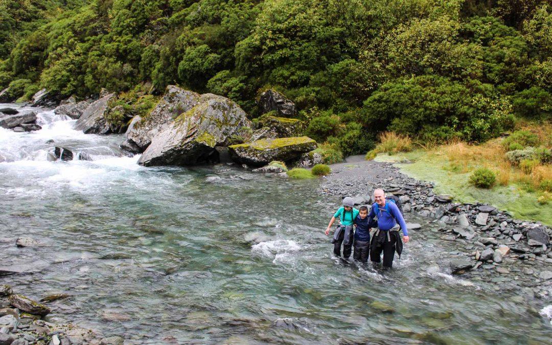 Mt Aspiring Wilderness Hike