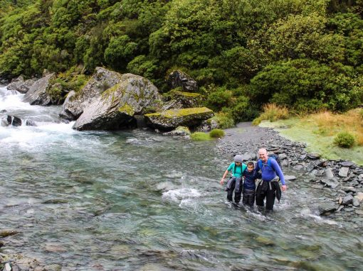 Mt Aspiring Wilderness Hike