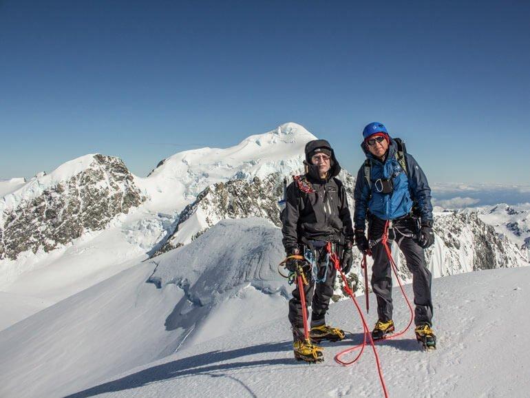 Mt Cook Glacier Wilderness Hike