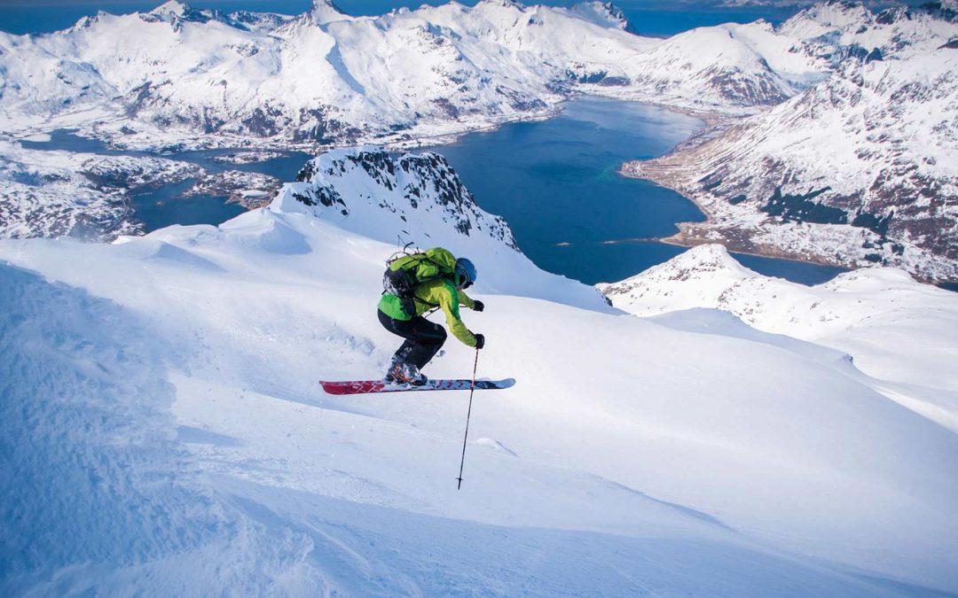 Norway ski touring expedition